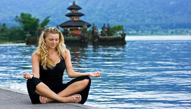 Tannisha: Yoga Is The Key To A Healthy Lifestyle