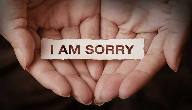 Ananya: Don't Hold Back From Forgiving Others