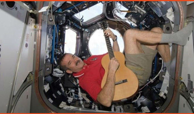 Astronauts Share Tips On Self-Isolation