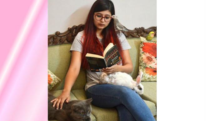 Meet Author Tazmeen Amna On Toistudent FB Today