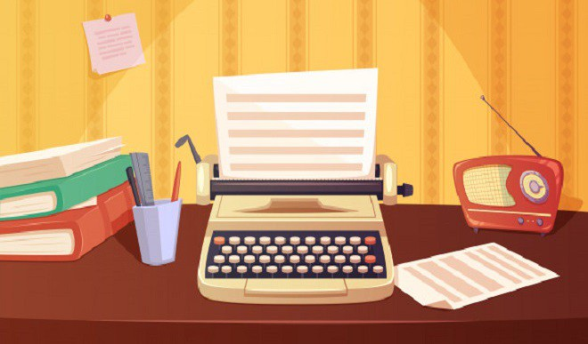 5 Ways To Be A Writer, Now