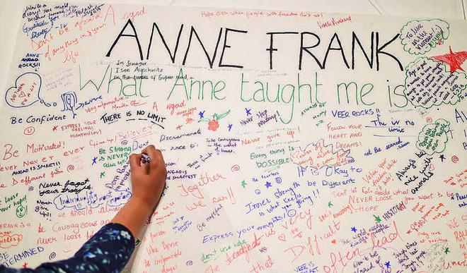 What Anne Frank Can Teach You
