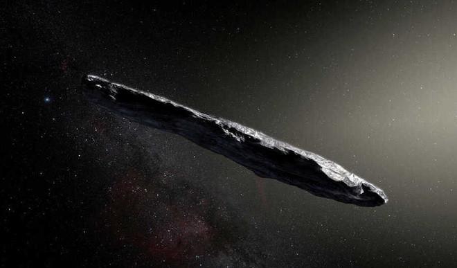 Decoded: Oumuamua