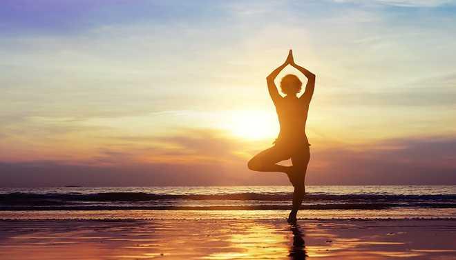 Gayathri: Yoga Adds Years To Your Life