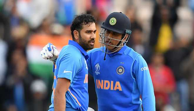 Dhoni And Rohit Named Joint Best Captains Of All Time
