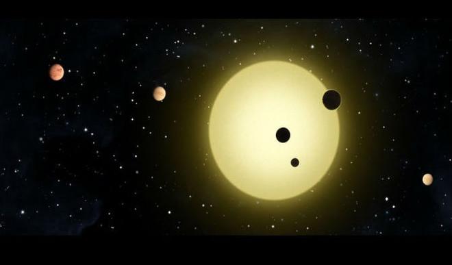 6 Planet System Found In Orbital Harmony