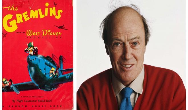 Who Helped Roald Dahl Write Gremlins