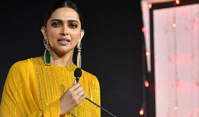 Deepika To Discuss Mental Health With WHO Chief