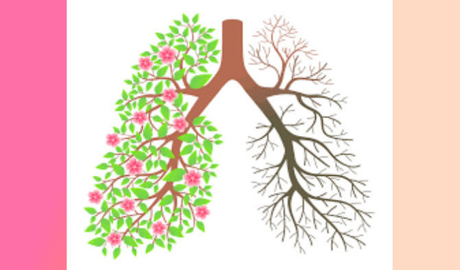 Clean Your Lungs Naturally