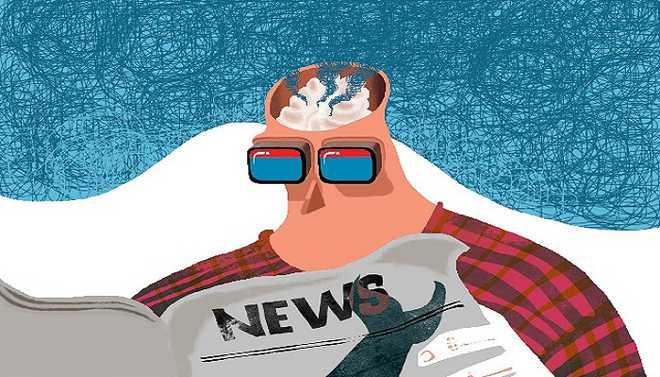 Janya: Print Newspapers Vs E-Papers