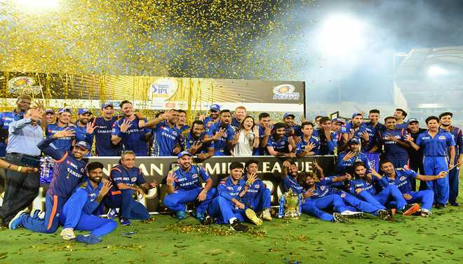 'Postpone T20 World Cup To 2021 With IPL Taking It's Slot'