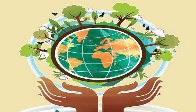 Shambhavi: Save Earth, There Is No Planet B
