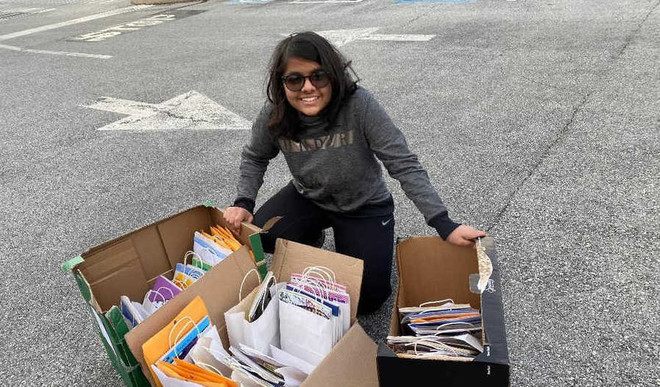 This Teen Is Brightening Lives Via Her NGO