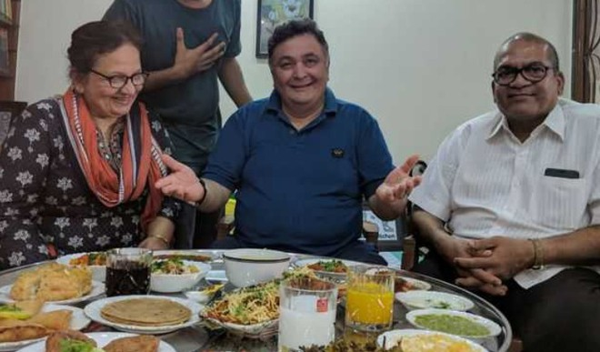 Rishi Kapoor's Fondest Food Memories