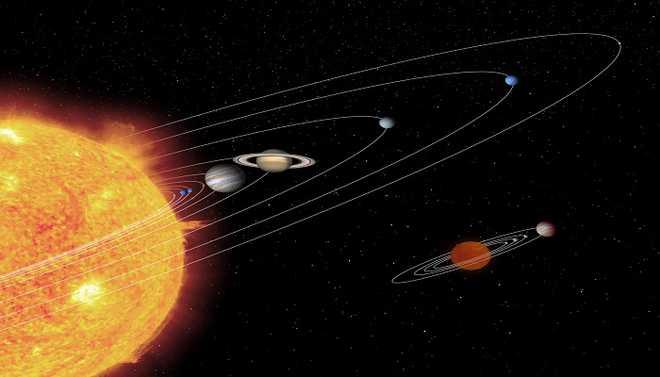 Birth Of 'Snowman' At Edge Of Solar System
