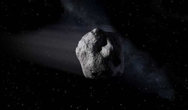 Earth's Close Shave With Giant Asteroid