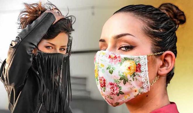 DIY Masks: Safe And Fashionable