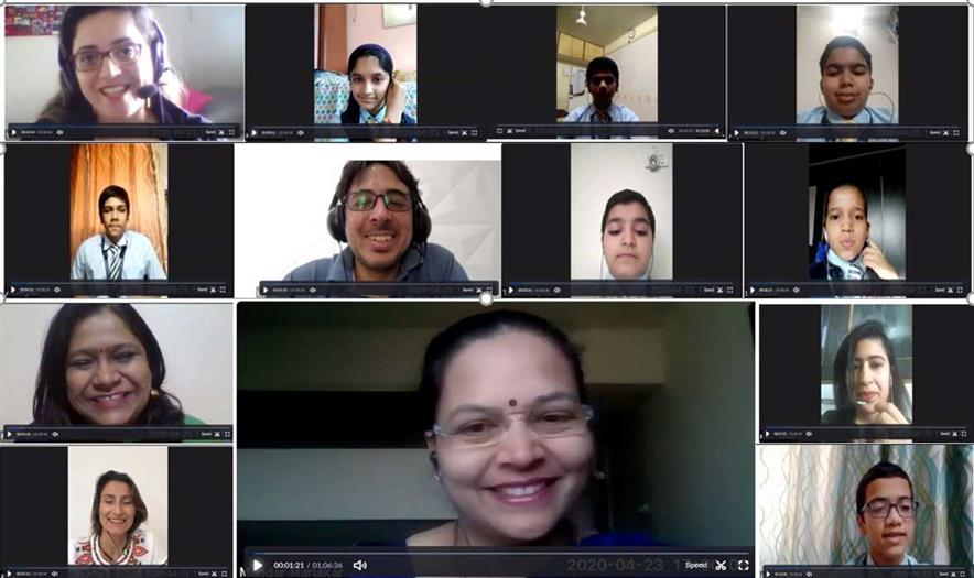 A Virtual Collaboration With Germany & Brazil @Vijay Vallabh