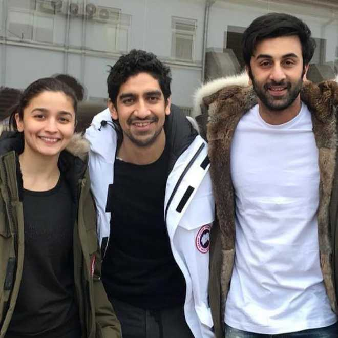 Buddy Goals With Alia, RK and Ayan