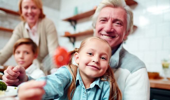 Ananya: Spend Time With Your Grandparents