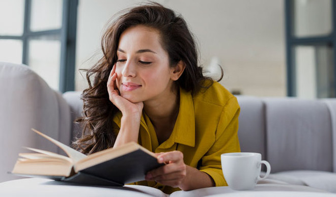 Ashu: Reading Is A Passion Everyone Should Have