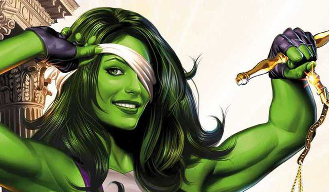 'She-Hulk's Script Is Ready'