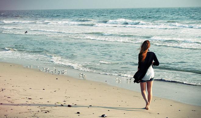 Drishya: Aren't Beaches The Best Photo Studios?