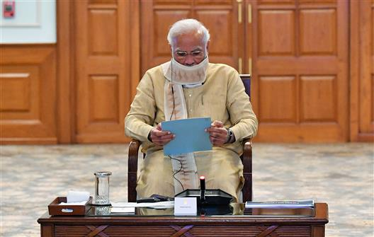 PM To Hold Meet On Unlocking, Economy