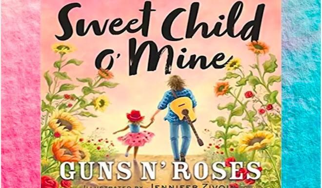 Guns N' Roses Wrote A Children's Book