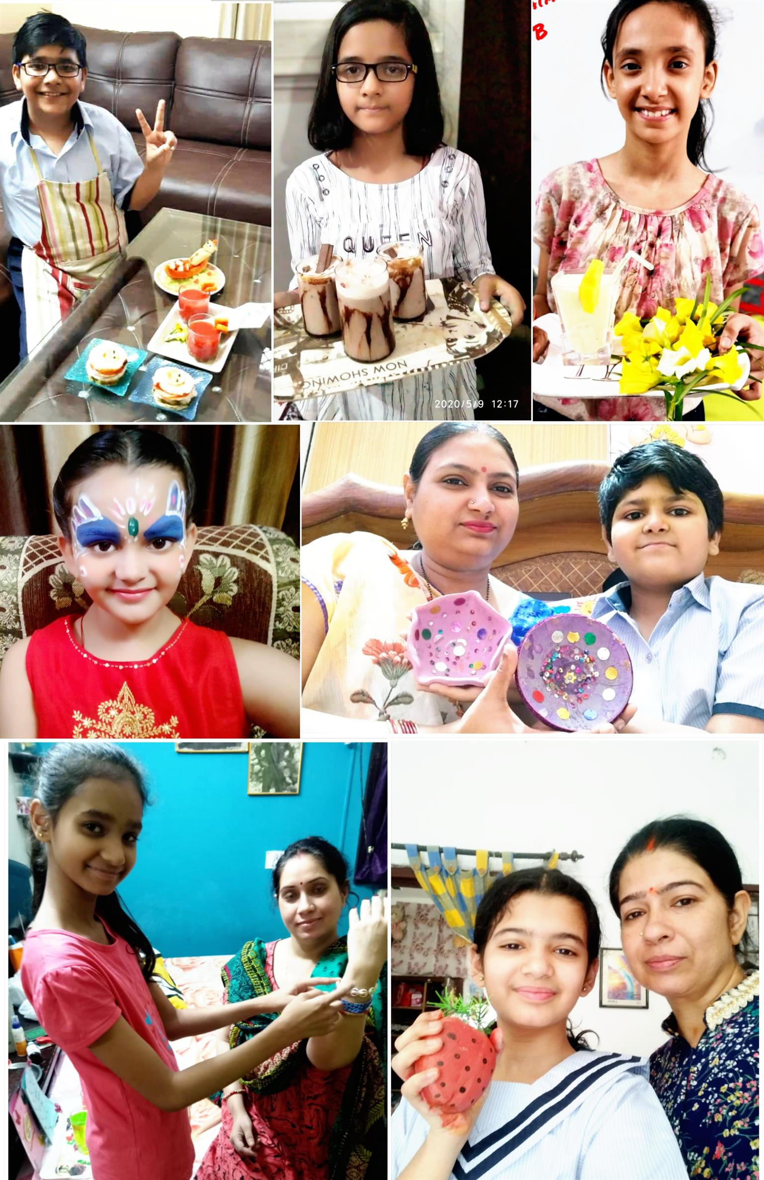 MOTHER'S DAY AT CMS, ALIGANJ II