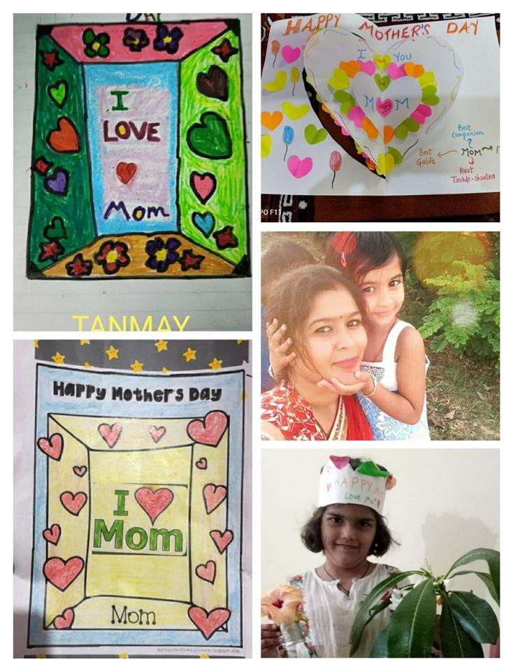 Mother's Day Celebration at CMS Rajajipuram1
