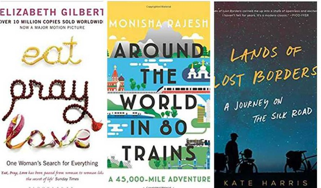 Read These If You Love Travelling