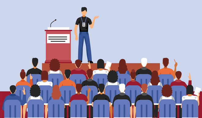 Harsh: Do You Have The Fear Of Public Speaking?