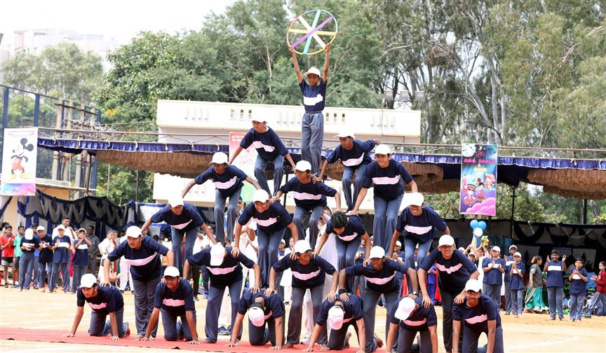 Annual Sports Day Conducted