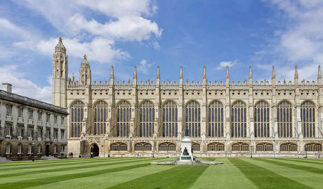 Cambridge University To Hold Lectures Online