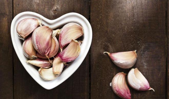 Use Garlic For Heart