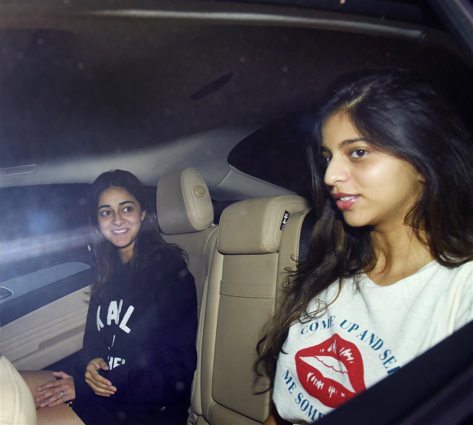 Always Got Your Back: Ananya to Suhana Khan