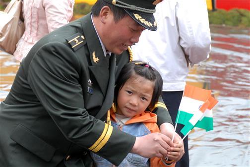 Indo-China: Ties-Terms-Territory
