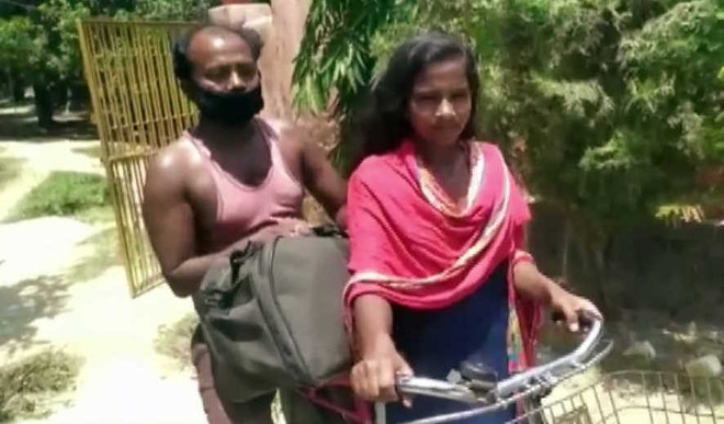 Bicycle Girl Jyoti Wants To Appear For Trials