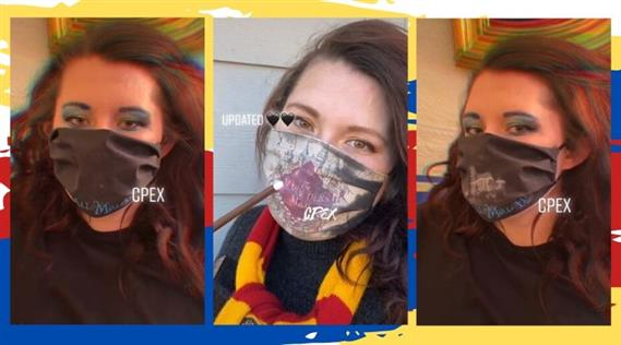 Wanna Sport A Potter Magic Mask?