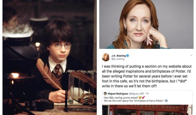 When Harry Potter Was Born?