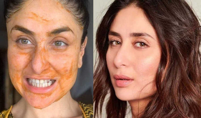 Kareena's Face Mask For Glowing Skin