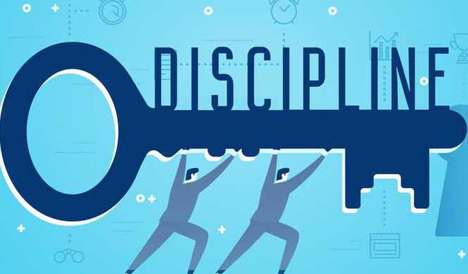 Learn Self Discipline