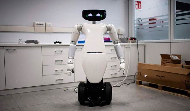 Why Robots Will Need Humans In The Future