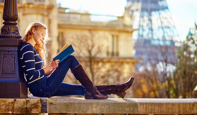 Gia: Is Reading Fiction A Waste Of Time?