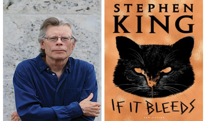 Review: Stephen King's If It Bleeds