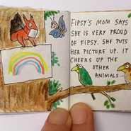 British Library To UK Kids: Write Mini Books