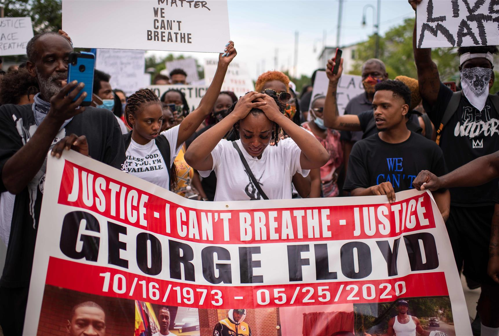 Why US Is Riled Up Over George Floyd