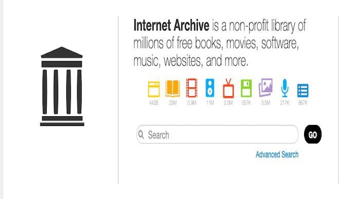 Publishers Sue Internet Archive