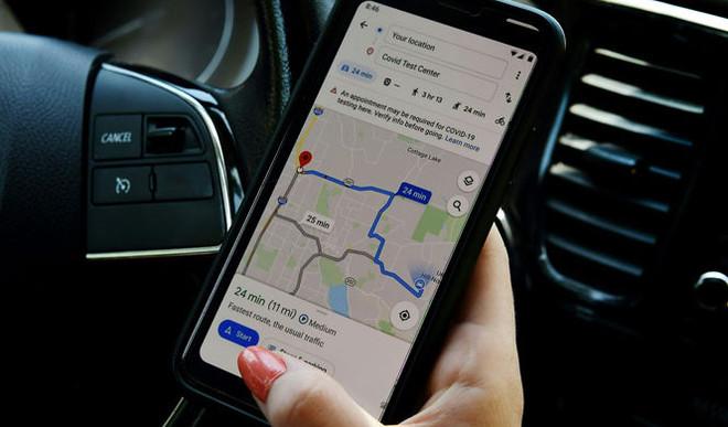 Google Maps Gets Covid-19 Update